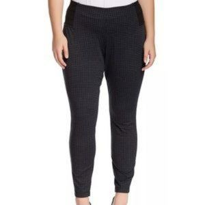 Kut from the Kloth Angie Plaid Skinny Pants 3X NEW